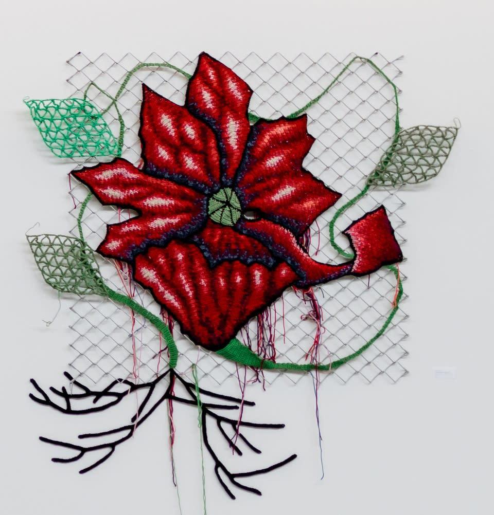 Viscera Flower (poppy 2)