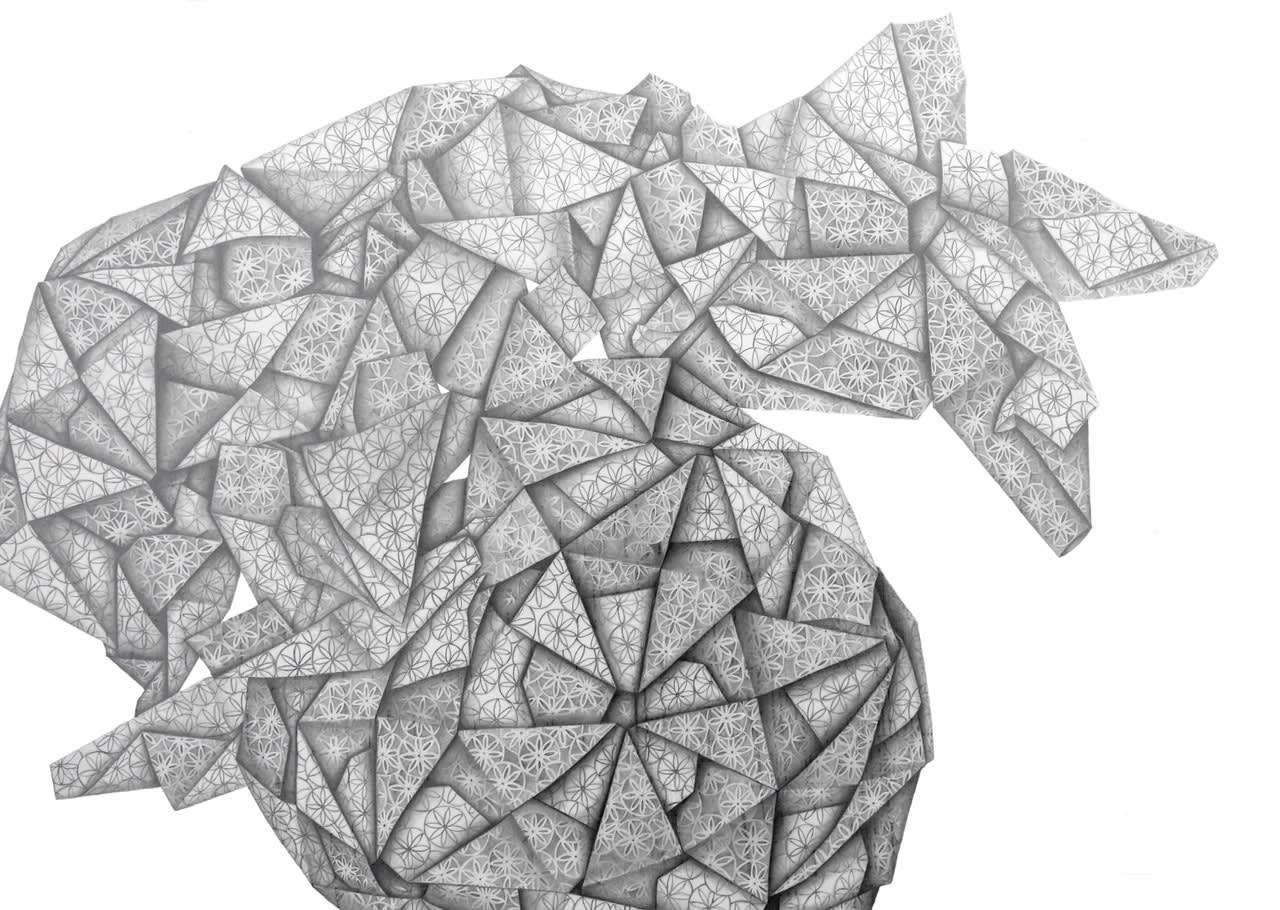Dodecahedron 3, Detail