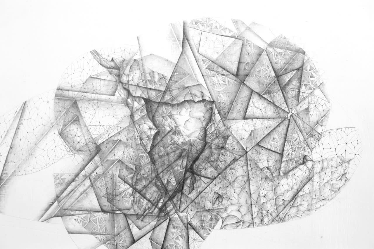 Untitled (dodecahedron 3) Detail