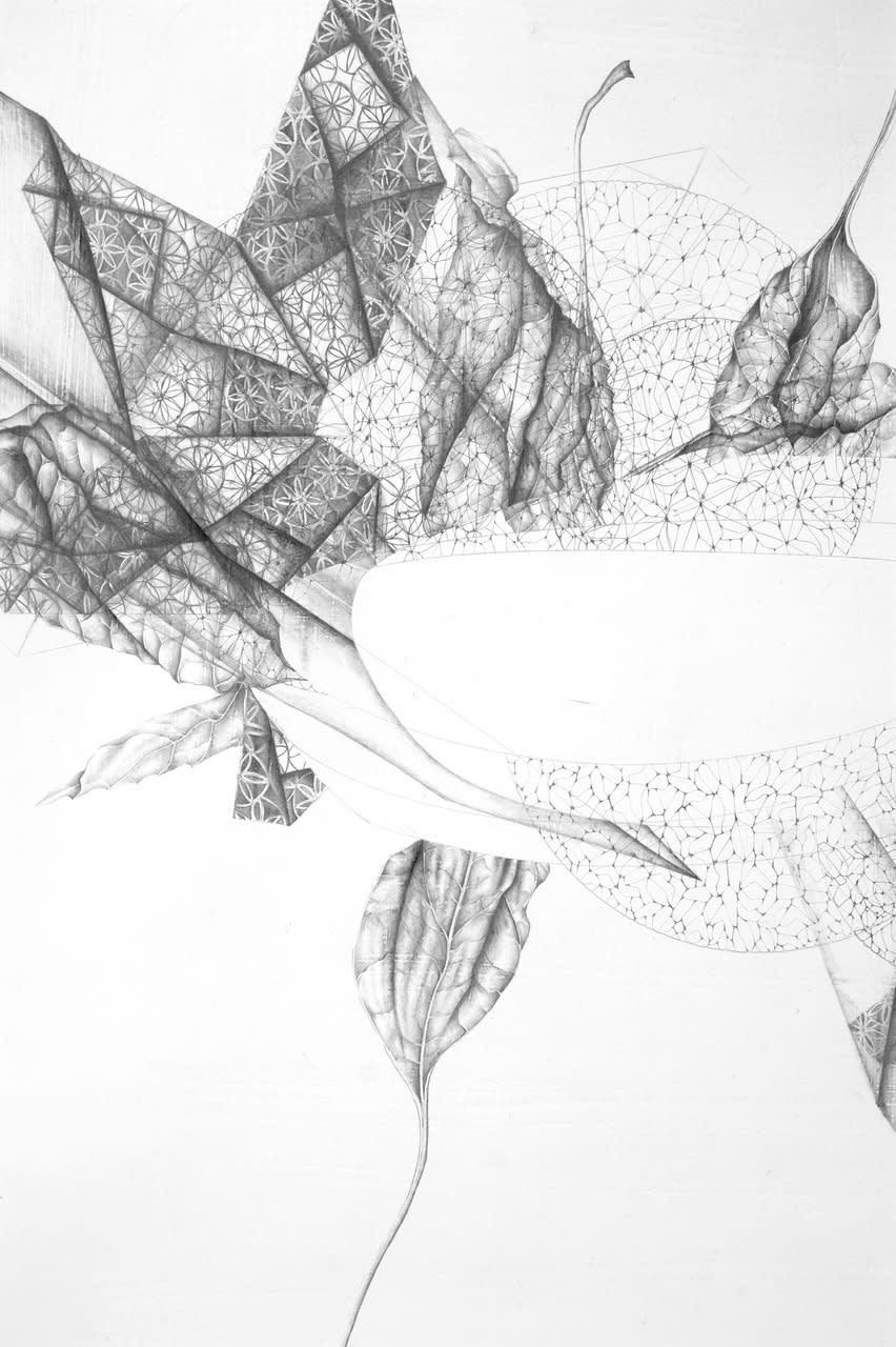 Untitled (spiral 2) Detail