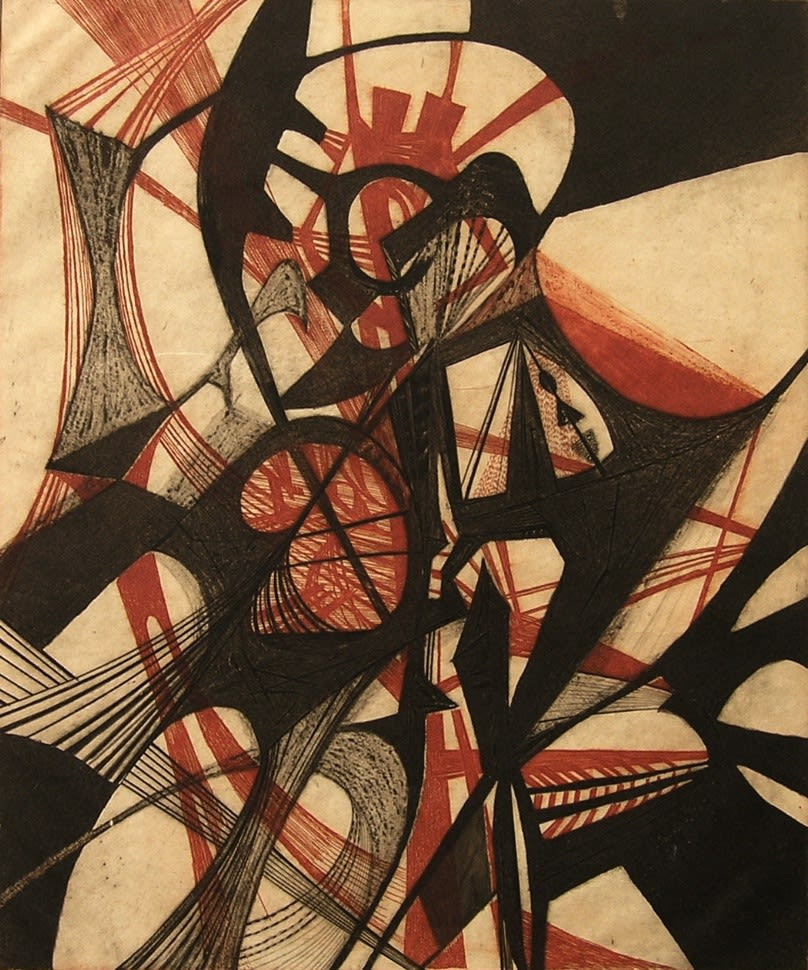 Fred Becker, Fandango, 1949