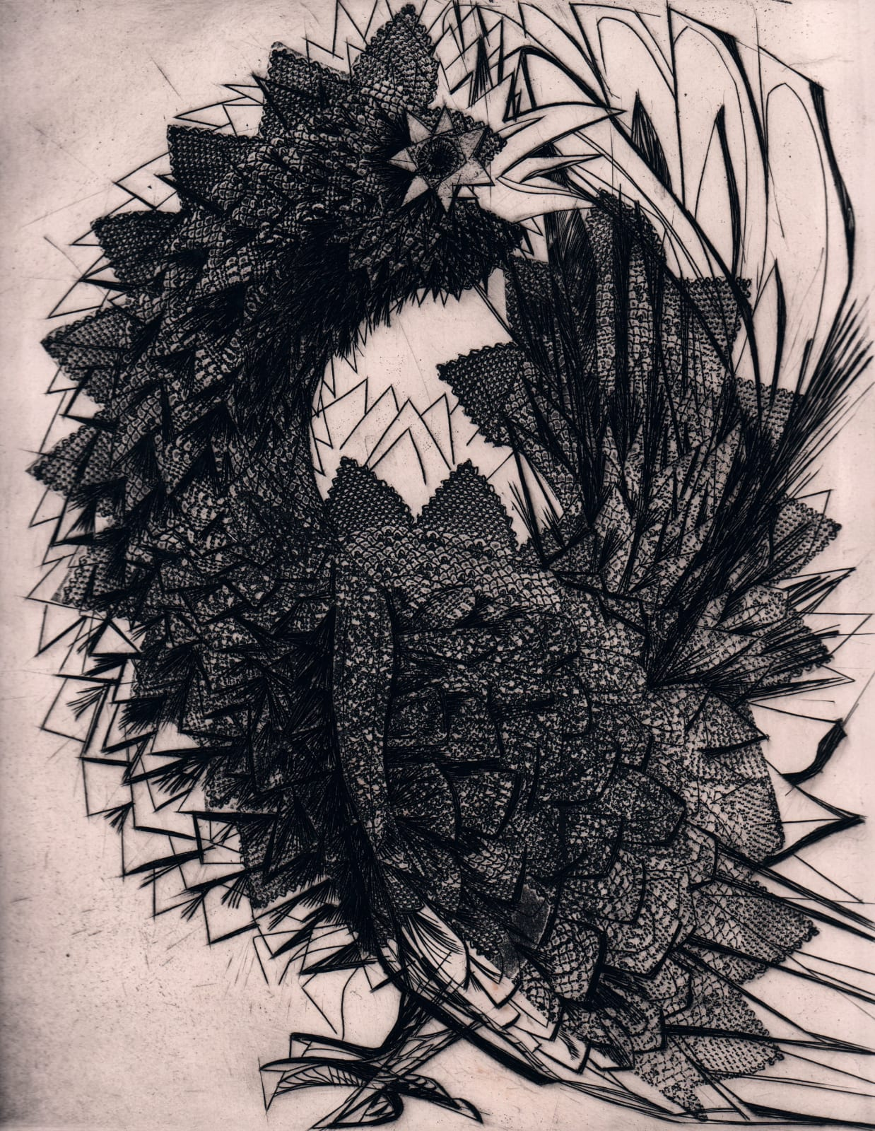 Sue Fuller, Hen, 1945