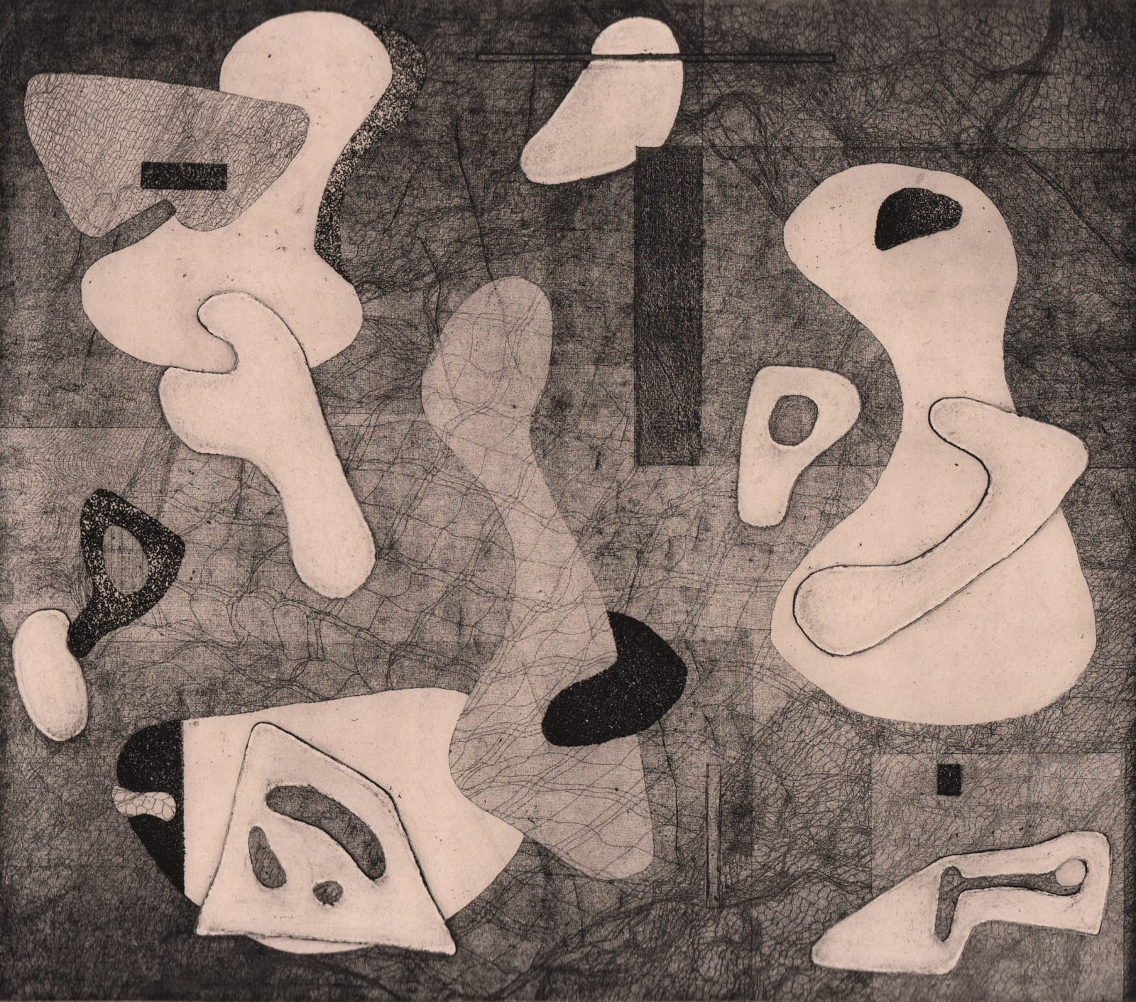 Alice Mason, Interference of Closed Forms, 1945