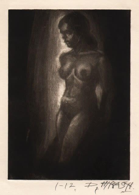 Dox Thrash, Before the Curtain, c. 1941-42