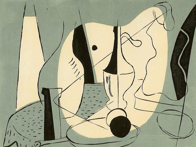 Morris Blackburn, Black and Blue, 1940