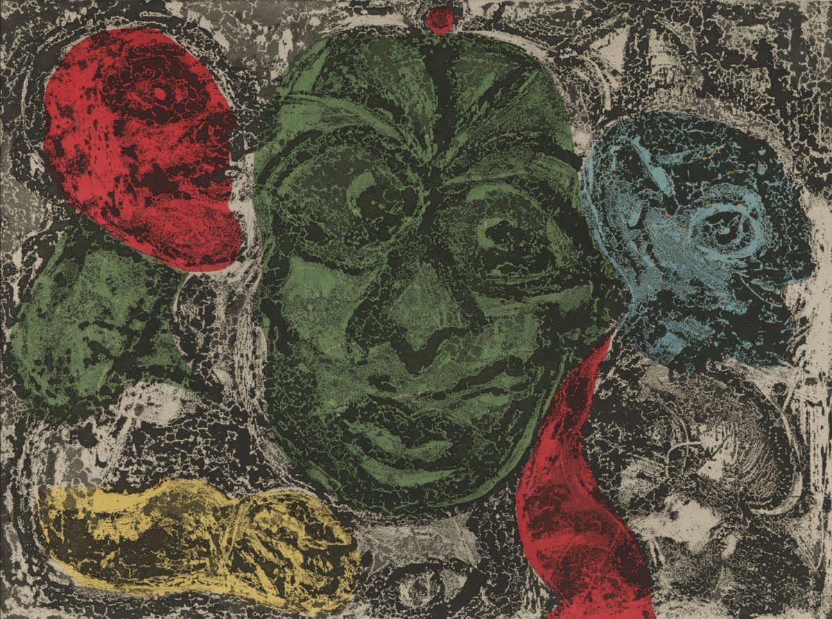 Herbert Gentry, L'Homme Vert, 1993