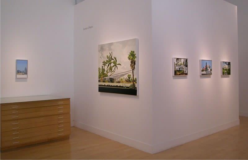 Neues Bauen, Gregory Lind Gallery, San Fransisco, 2013