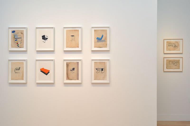 Der Glasraum, Gregory Lind Gallery, San Fransisco, 2010