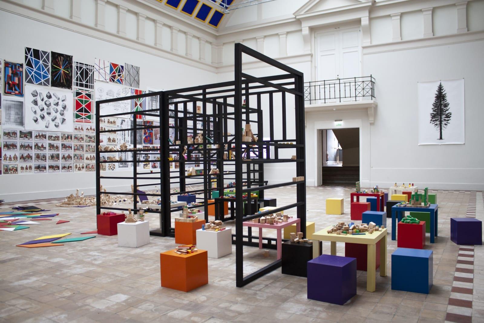 Fröbel Studio: Institut for Kreativitet, Fyns Kunstmuseum, 2019