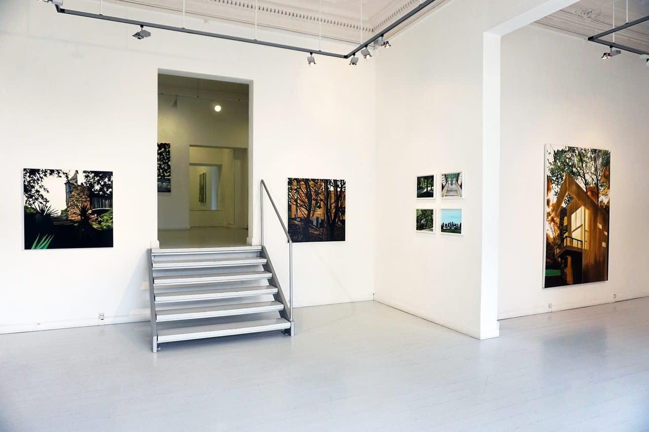 Partial View, Galleri Christoffer Egelund, Copenhagen, 2016