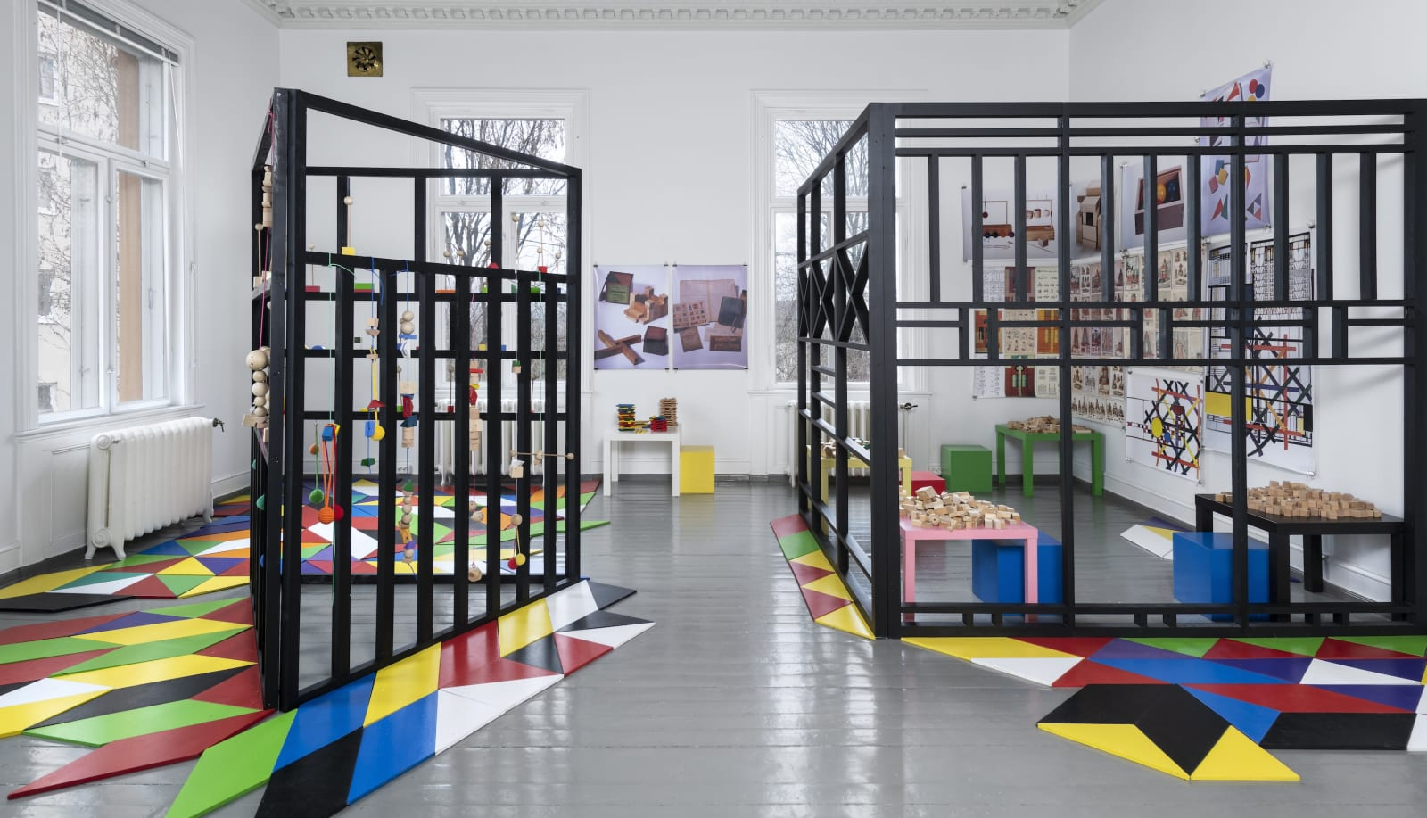 Fröbel Studio: Institutt for kreativitet, Norwegian Sculptors Society, Oslo, 2020