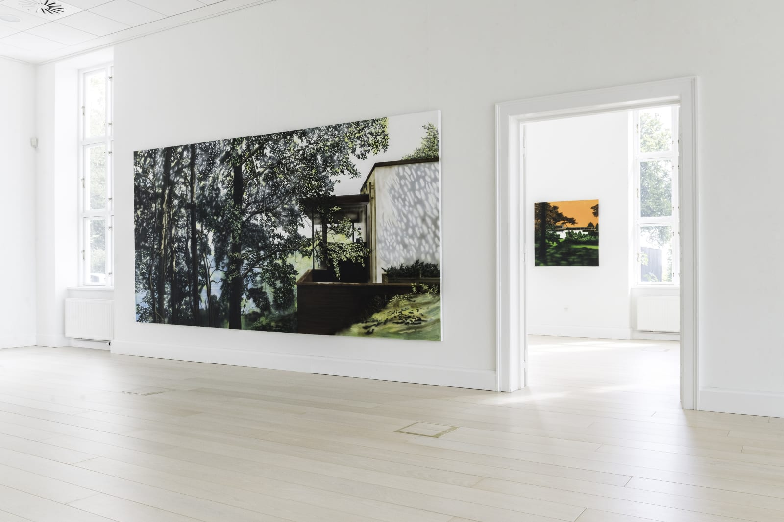 The Home, the Studio, the Museum, Galleri DGV, Sept. - Nov. 2018