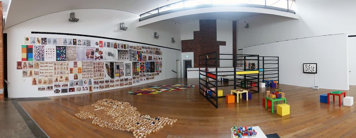Fröbel studio: Institute for Creativity, Crawford Art Gallery, 2019