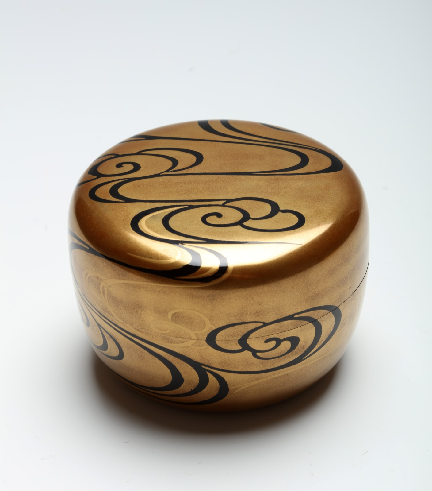 Japanese Gold Lacquer Boxes