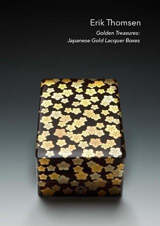 Golden Treasures: Japanese Gold Lacquer Boxes