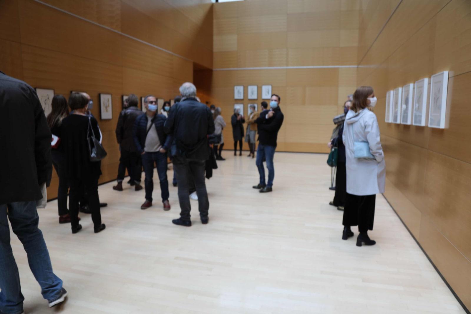 Vernissage_opening_Bert_Theis_artcube_luxembourg_chambre_de_commerce_erna_hecey_octobre_2020
