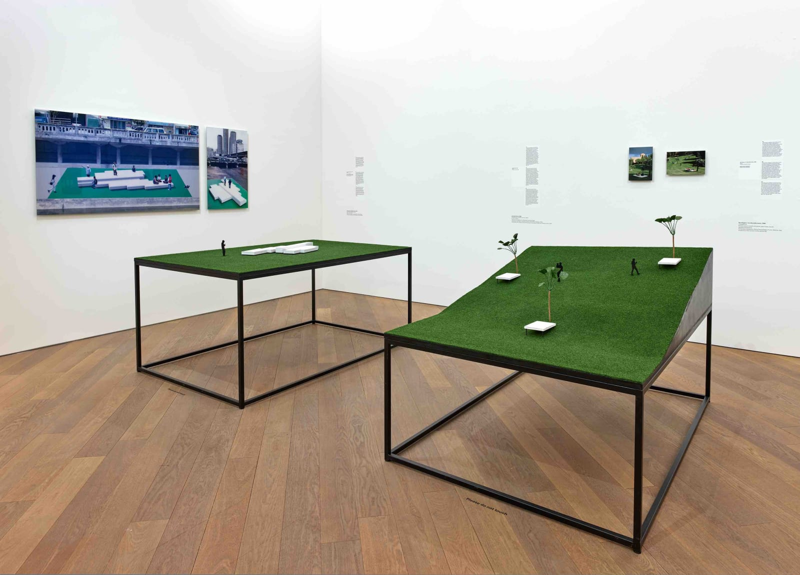 Theis_Building Philosophy, Cultivating Utopia, exhibition view, 2019, MUDAM Luxembourg
