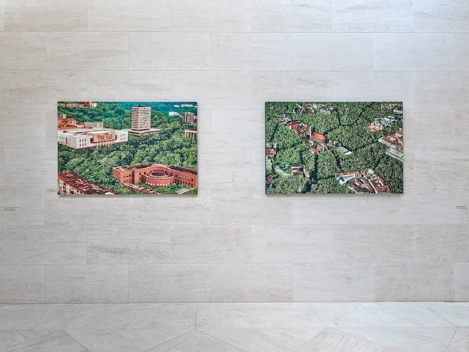 Building Philosophy, Cultivating Utopia, exhibition view, 30 March - 25 August 2019, MUDAM Luxembourg - Musée d'Art Moderne Grand-Duc Jean