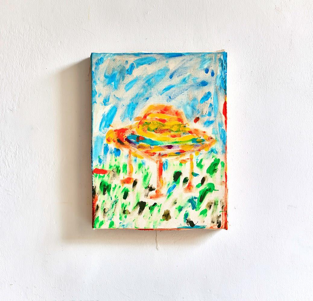 (Rainbow) UFO   2021