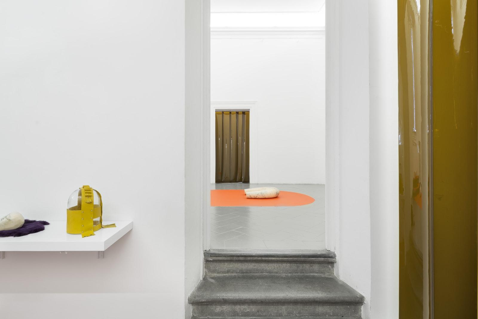 Lea Guldditte Hestelund, Installation View, 2018