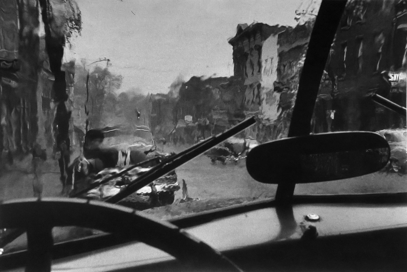 Louis Stettner - Saratoga Springs, 1951