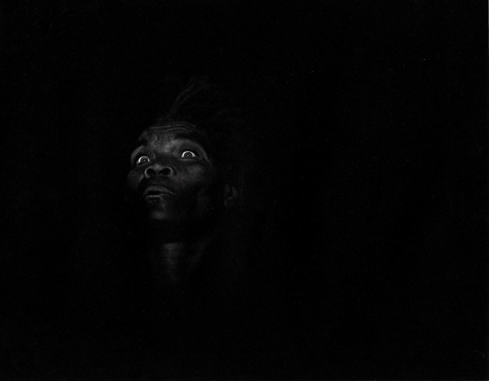 W. Eugene Smith - Mad Eyes, Haiti, 1958-59