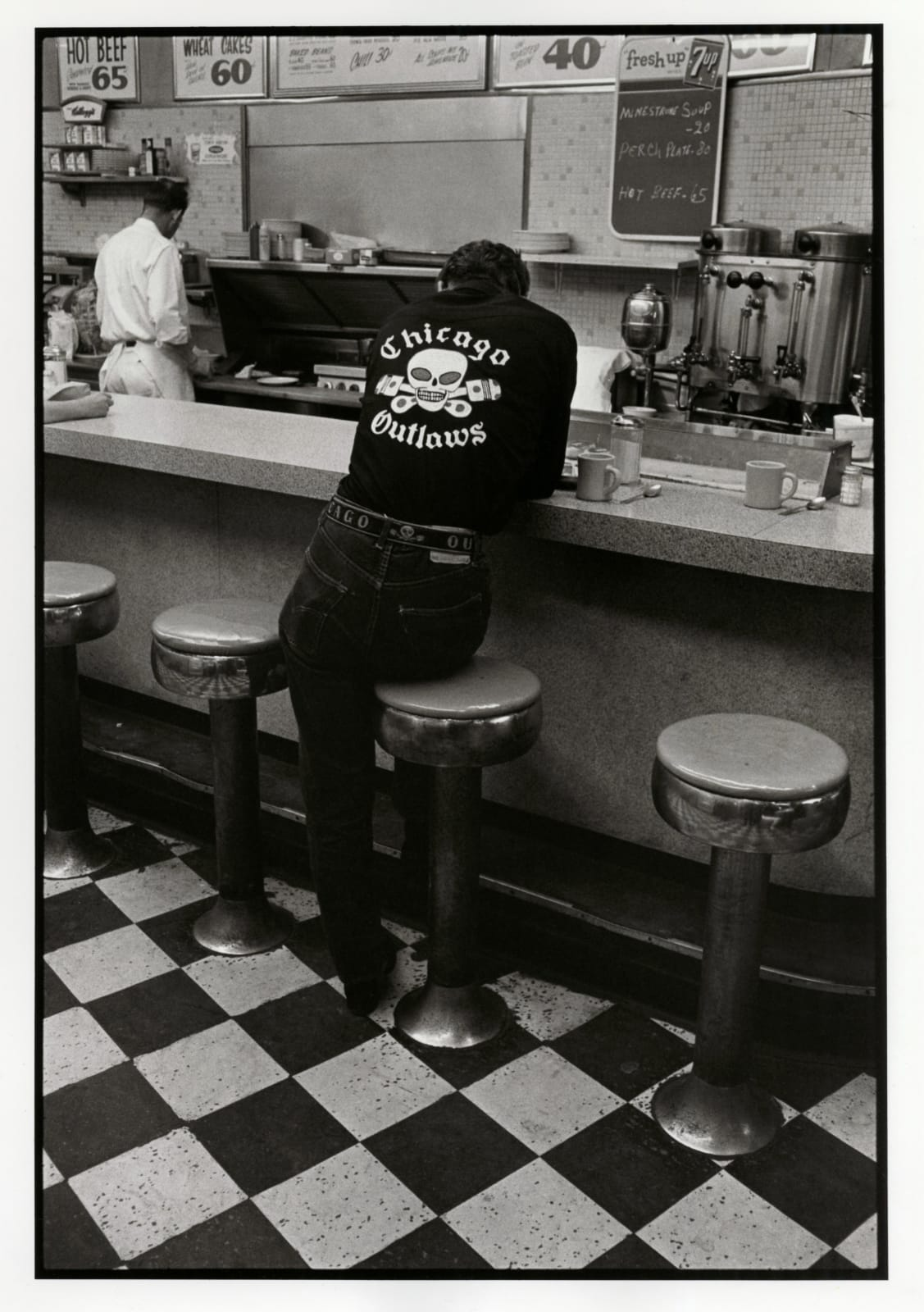 Danny Lyon - Jack, Chicago, 1965