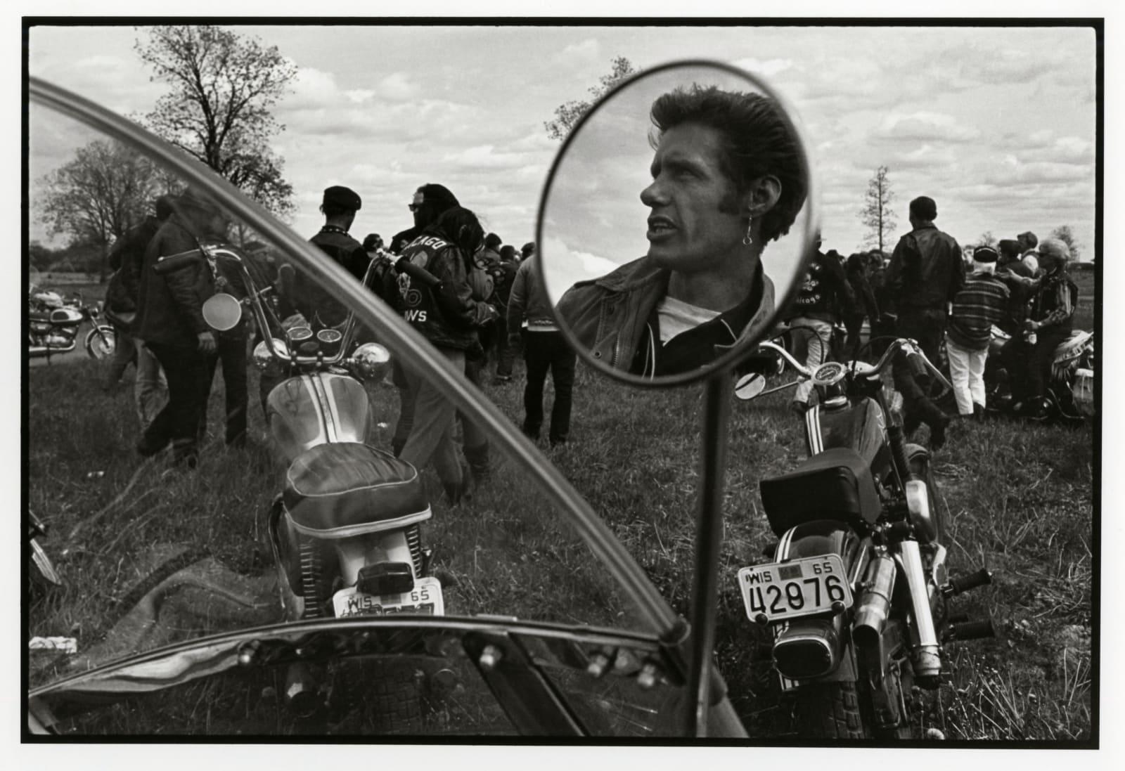 Danny Lyon - Cal, Elkhorn, Wisconsin, 1966