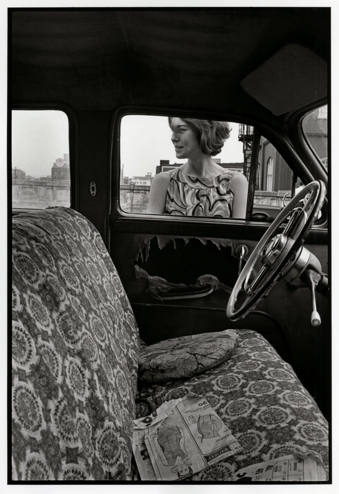 Danny Lyon - Leslie, Knoxville, 1967