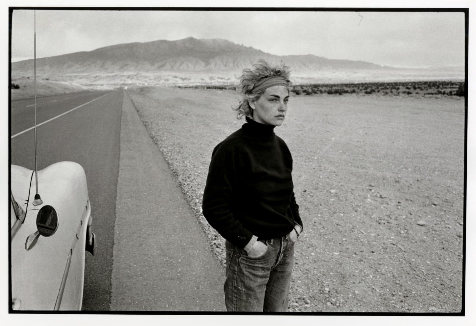 Danny Lyon - Stephanie, Sandoval County, New Mexico, 1970