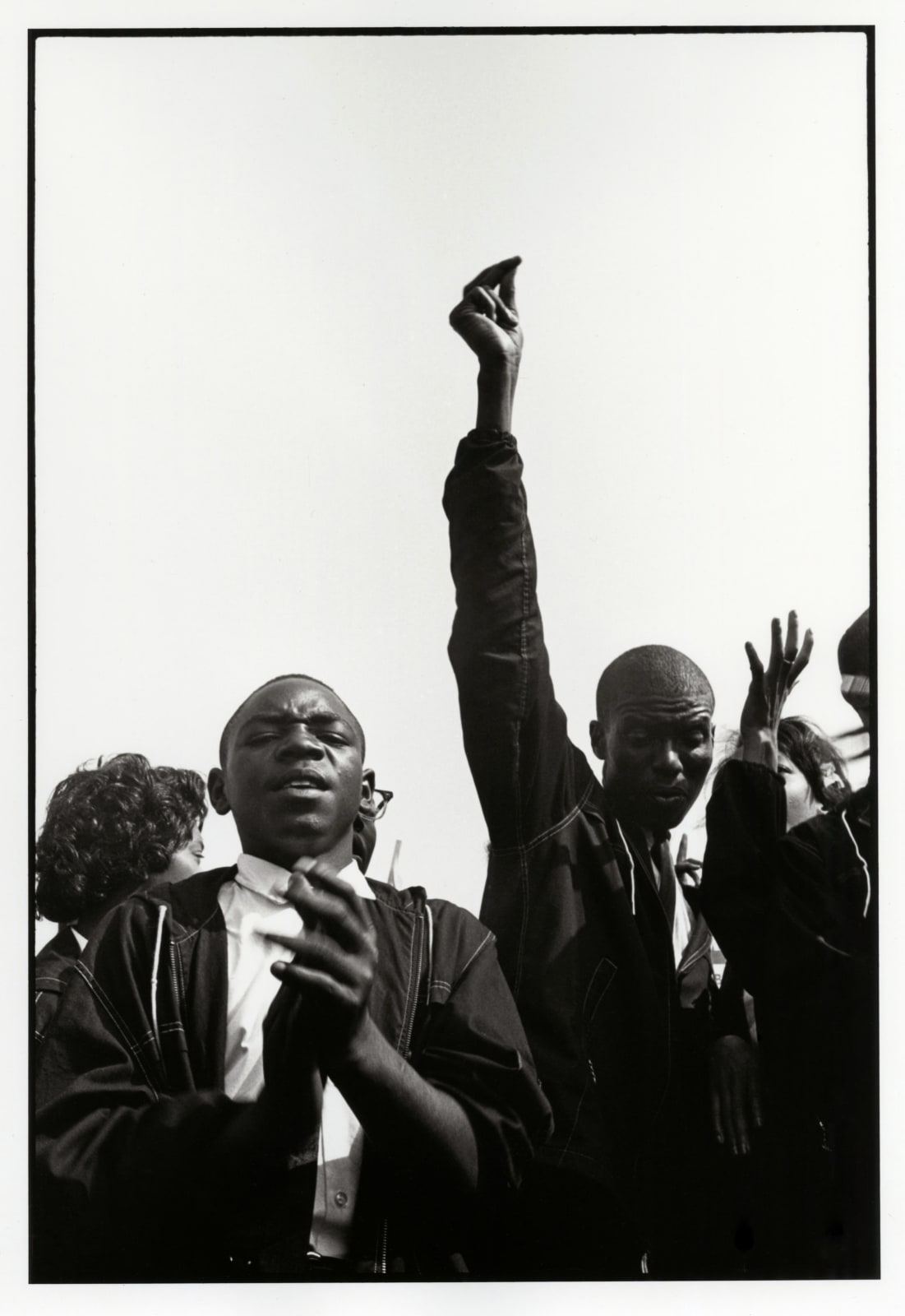Danny Lyon - The March On Washington August 28, 1963