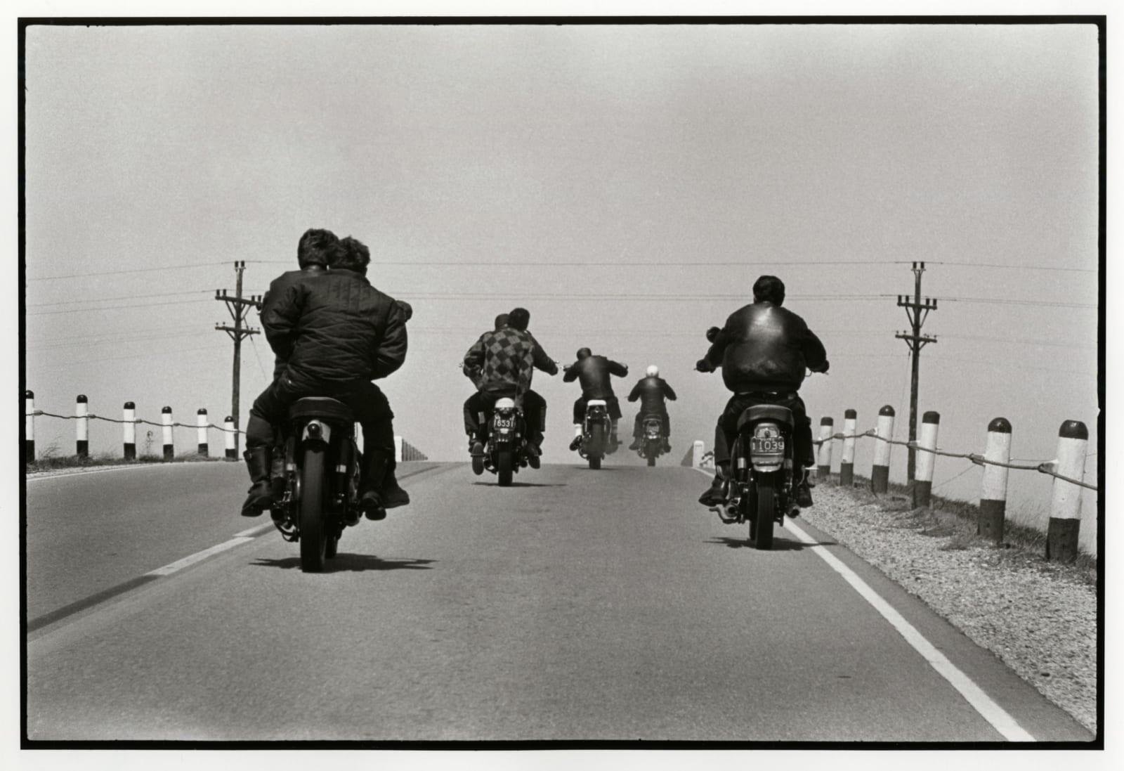 Danny Lyon - Route 12, Wisconsin, 1963