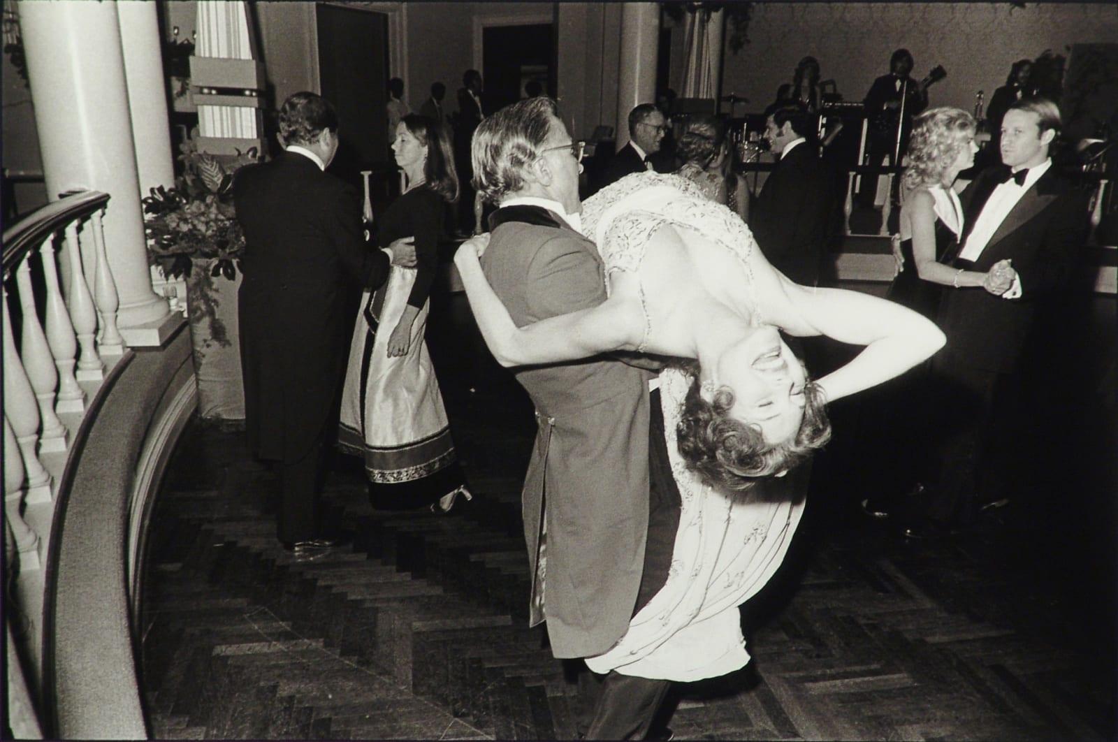Geoff Winningham - Allegra Ball, Houston, 1972