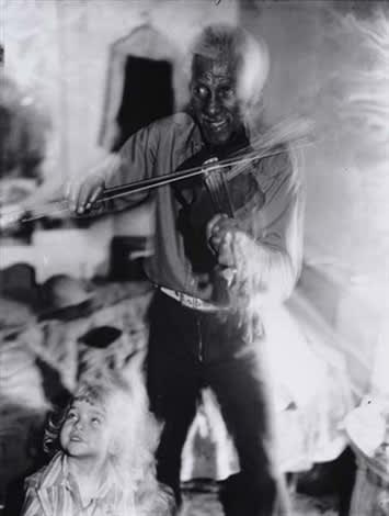 Bill Burke - Fiddlin' Bill Livers, 1976