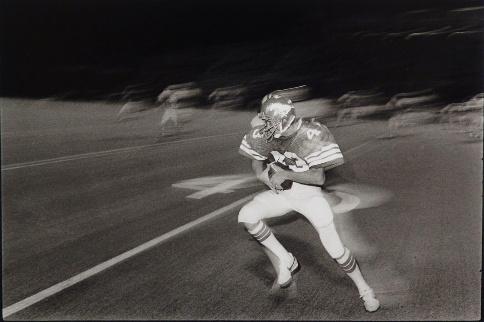 Geoff Winningham - Houston Memorial vs. Northbrook, 1978