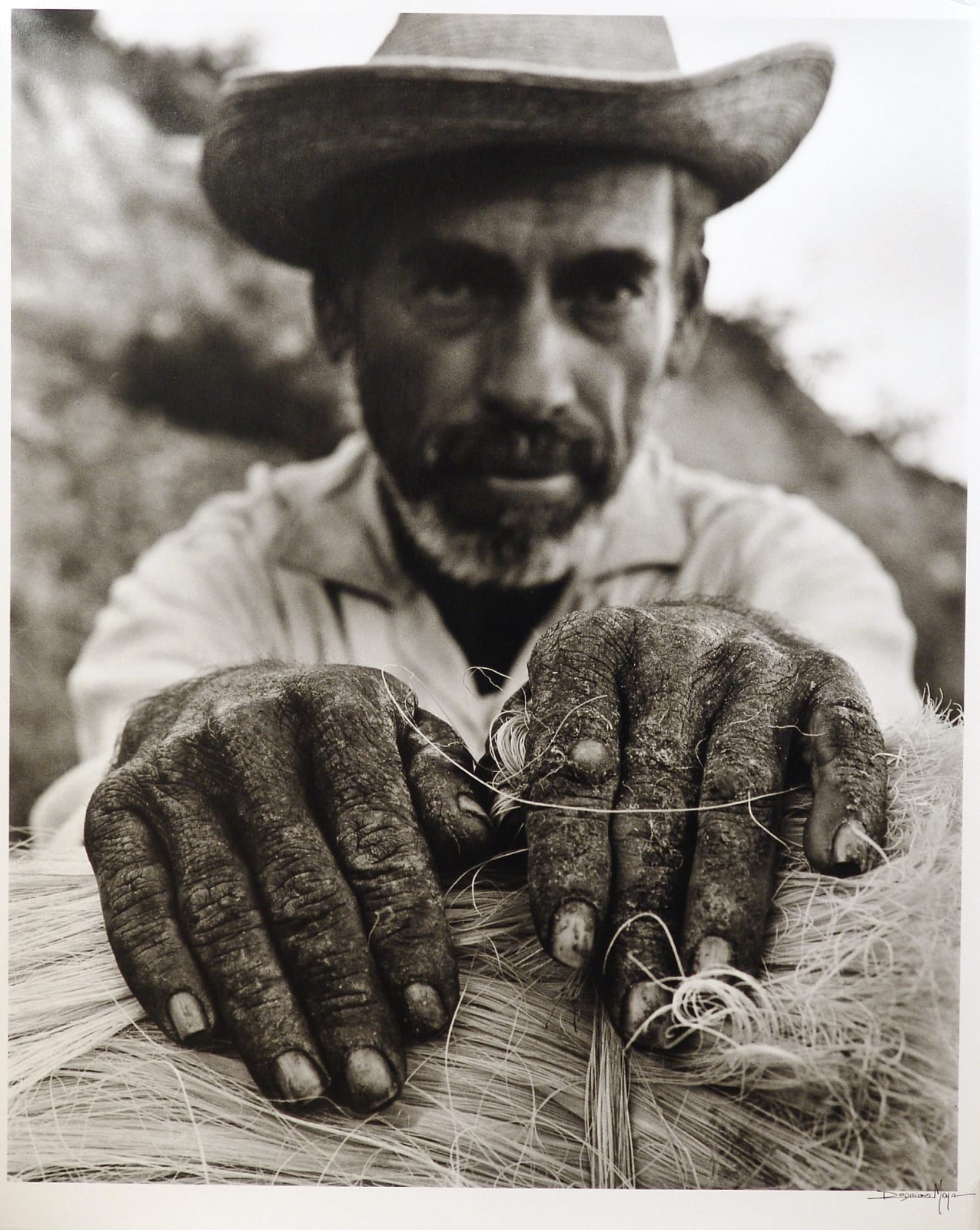 Rodrigo Moya - La vida no es bella, Coahuila, México, 1965