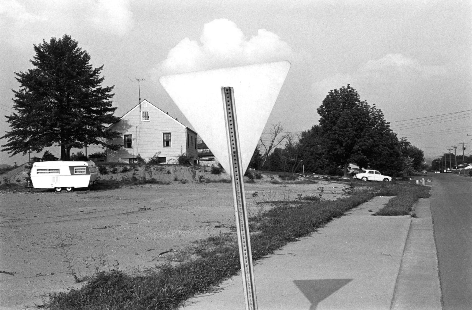 Lee Friedlander - Knoxville, Tennessee, 1971
