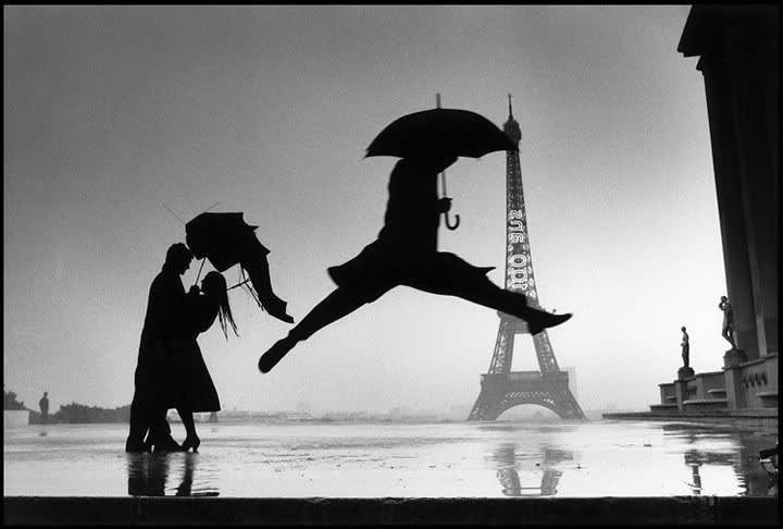 Elliott Erwitt - Paris, 1989