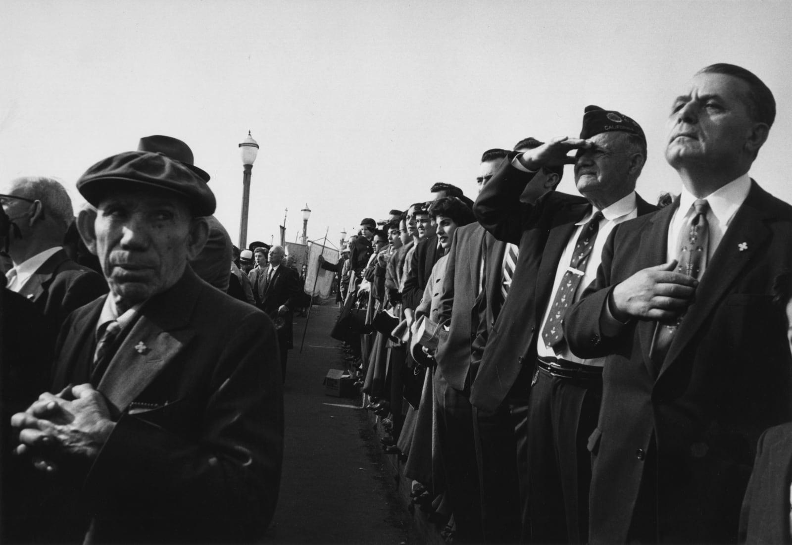 Robert Frank - Los Angeles, 1956