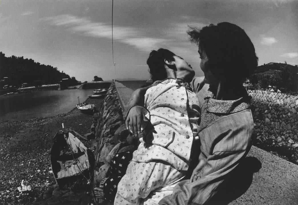 W. Eugene Smith - Takako Isayama and Her Mother, from Minamata, 1972