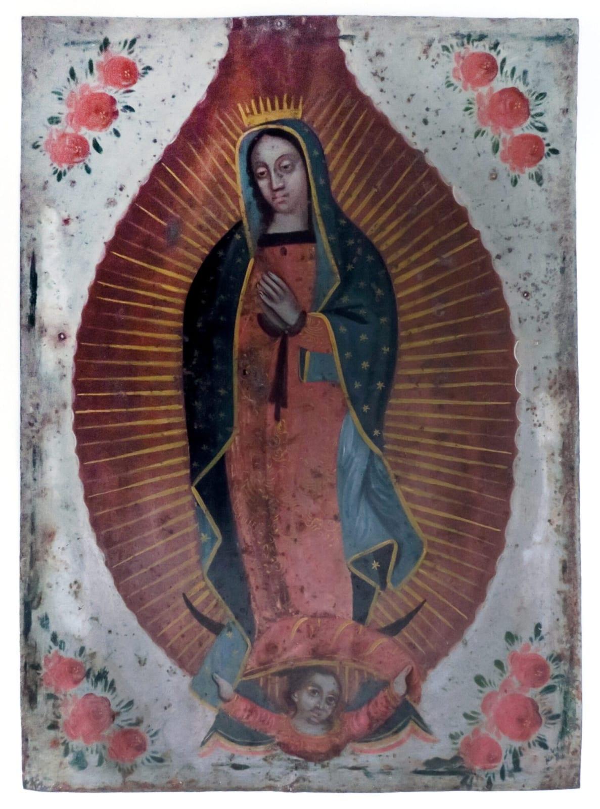 Mexican Folk Retablos, Untitled, n.d.