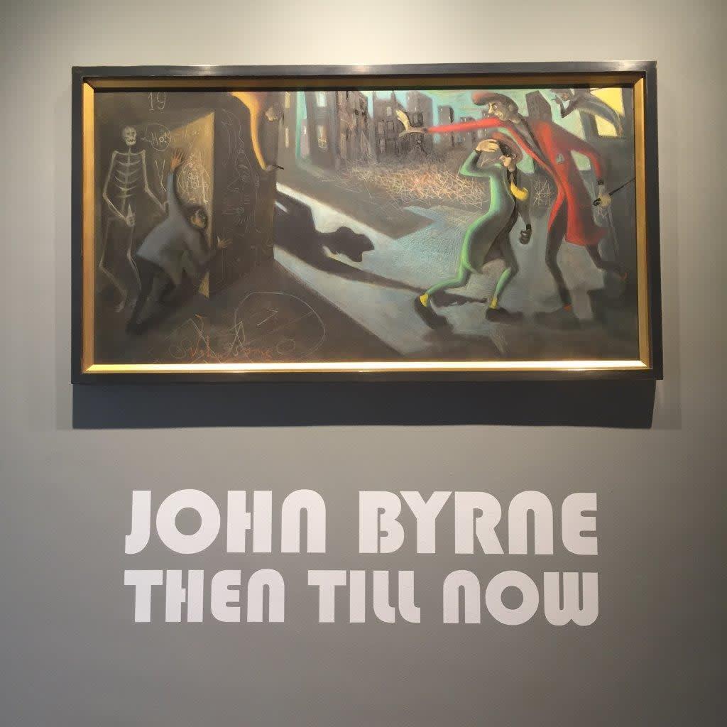 John Byrne