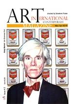 ART International Contemporary March- Apirl 2016