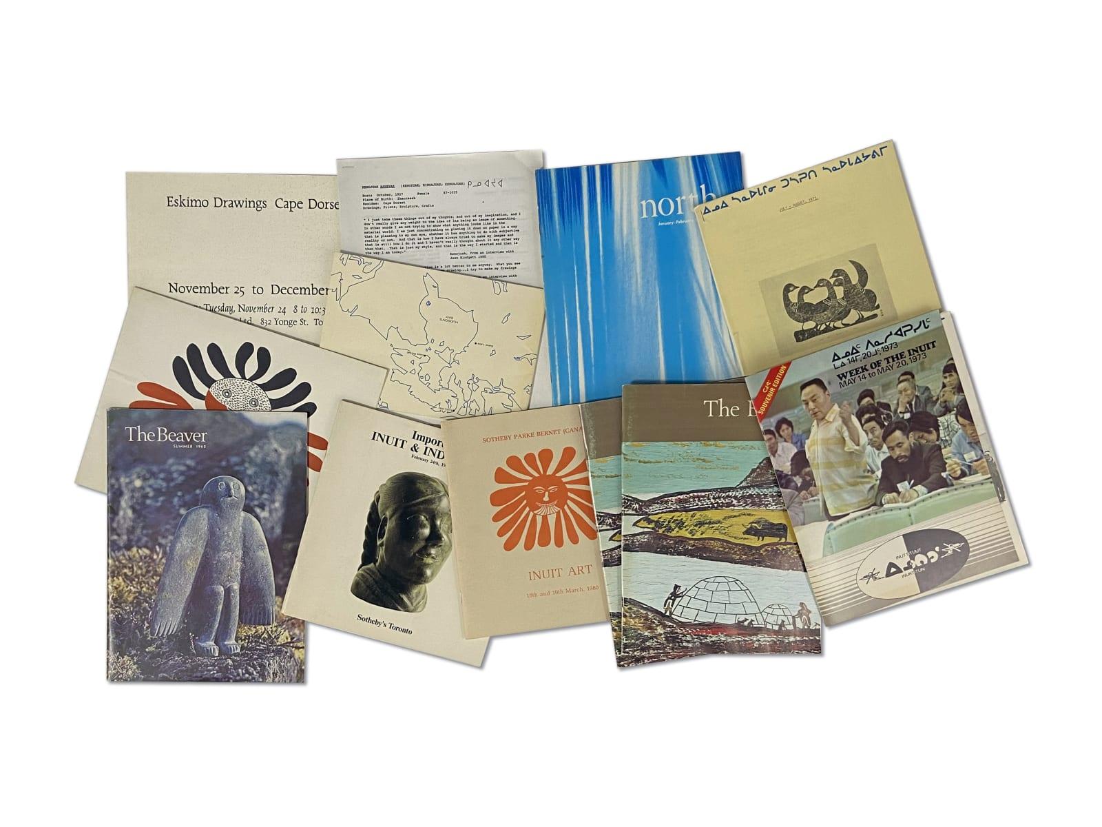 Lot 87 Quantity of Ephemera and Periodicals Estimate: $150 — $250