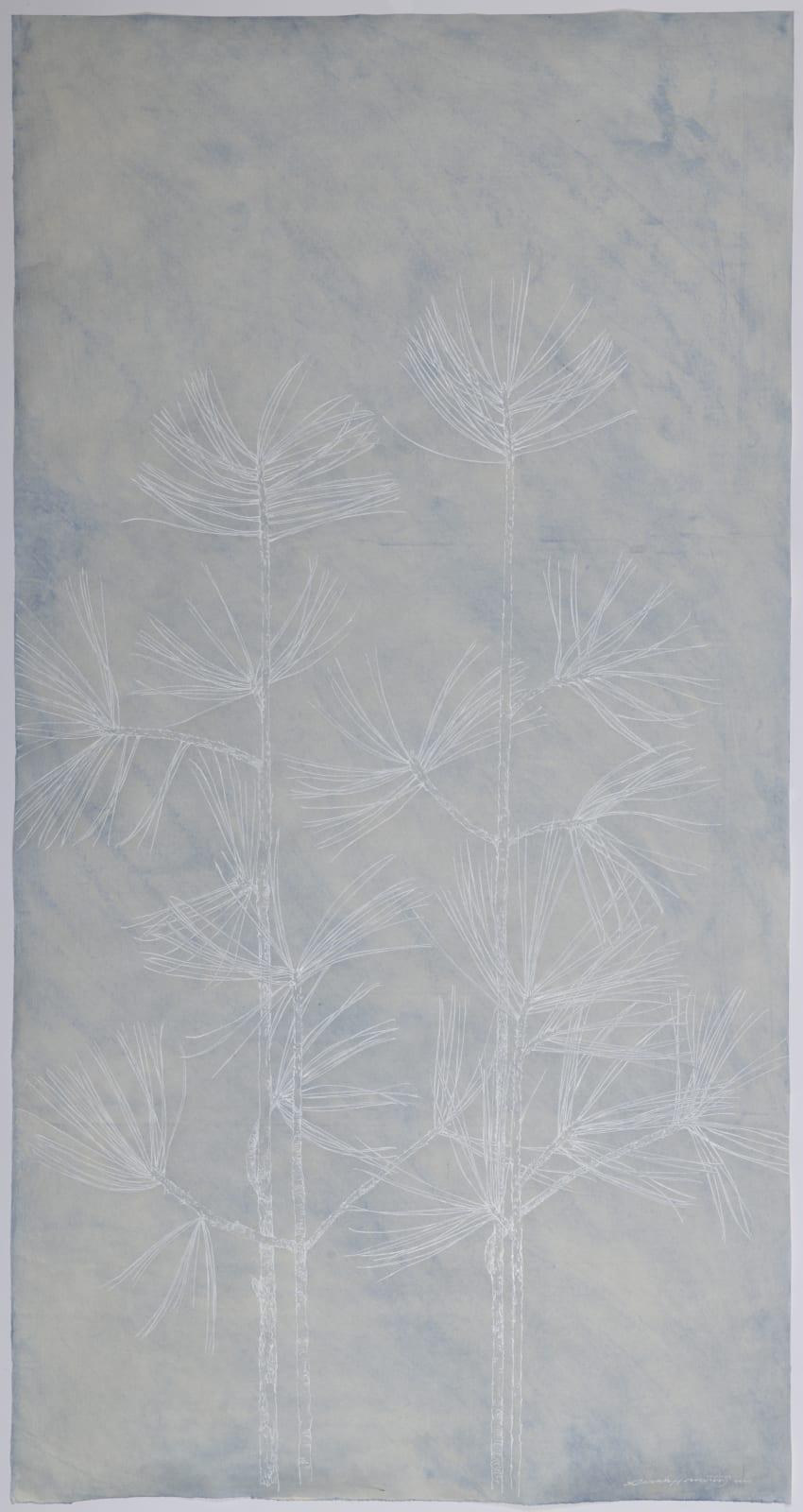 Sarah Horowitz, Early Morning Pines, 2021