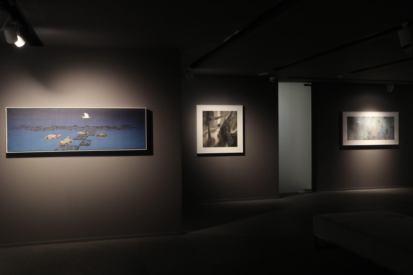 Dual Exhibition: Lin Yusi and Yeh Jen-Kun