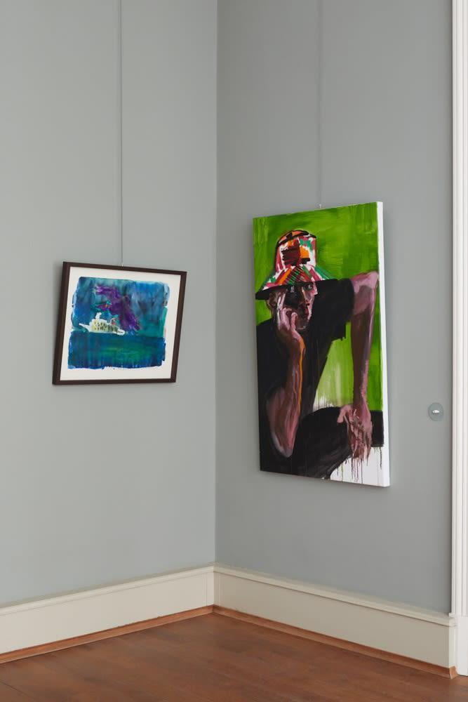 Rainer Fetting: Seestücke