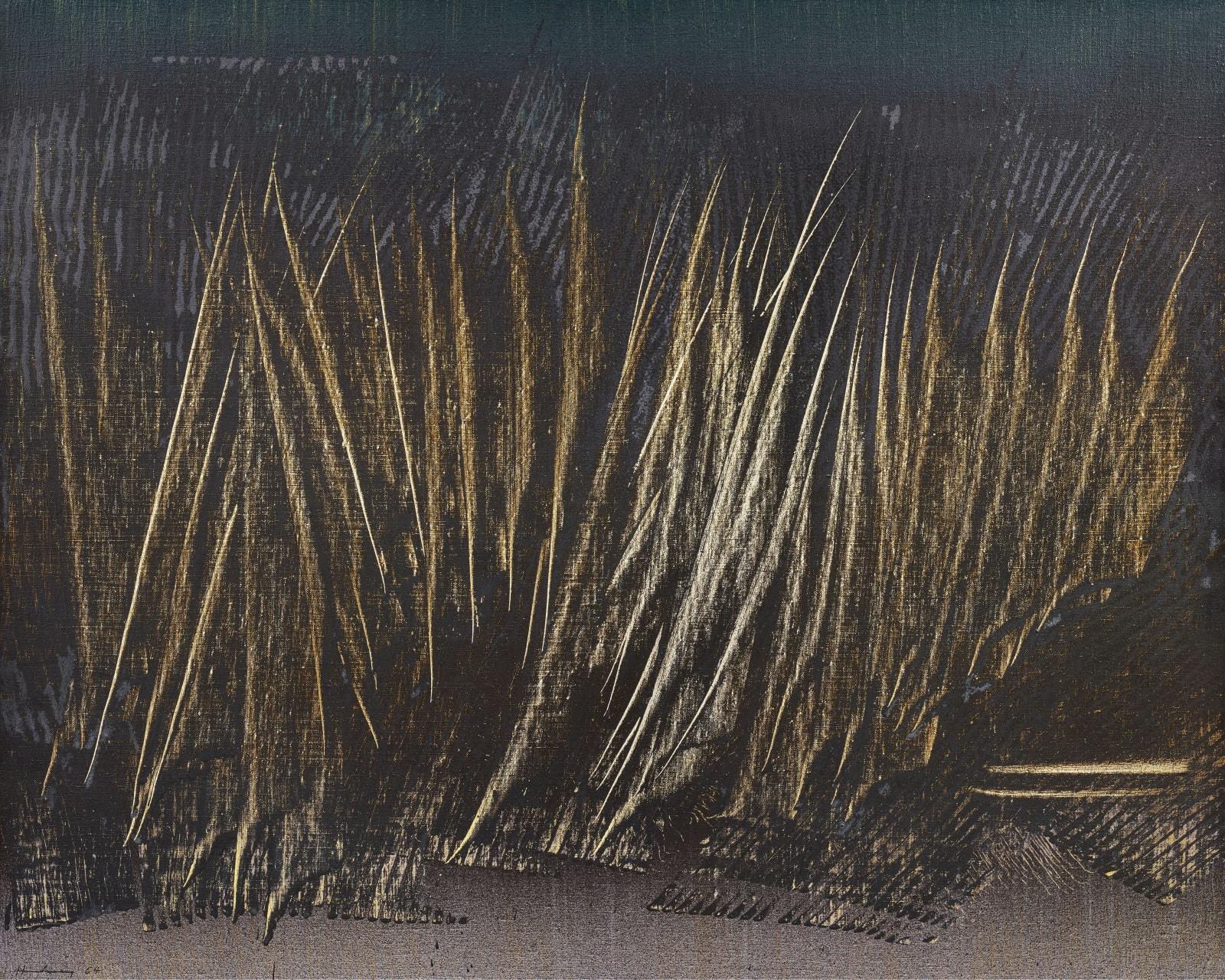 Hans Hartung, T1964-E8, 1964