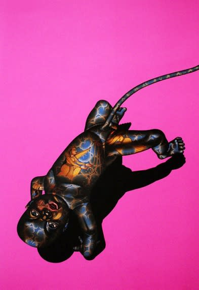 Chintan UPADHYAY , By hook or by crook , 2008