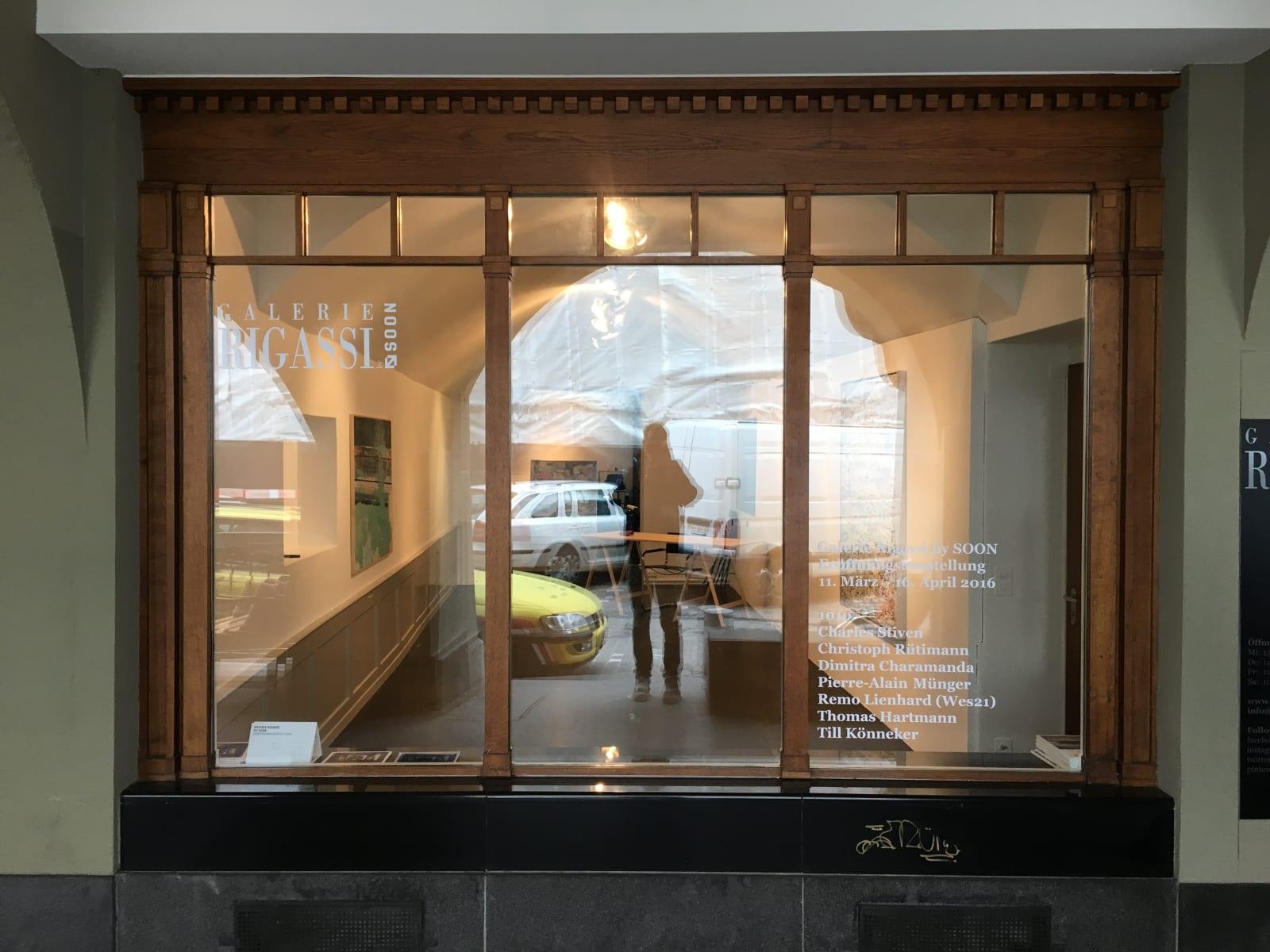 Galerie Rigassi by SOON – Eröffnungsausstellung